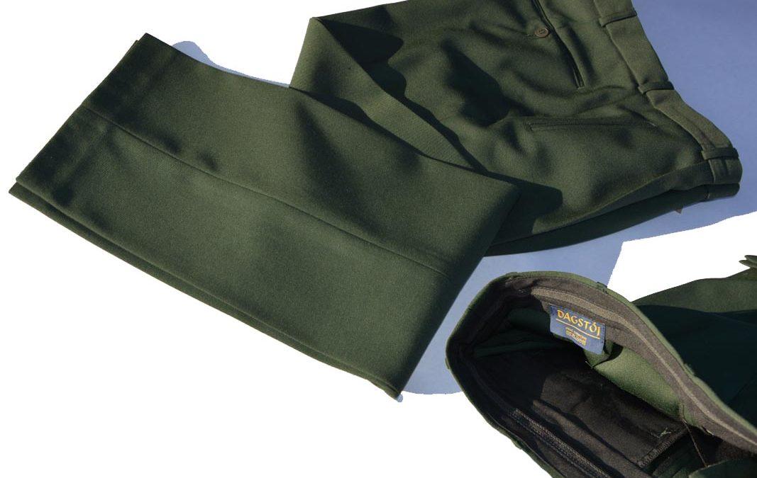 Spodnie myśliwskie do munduru